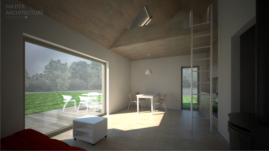 Holiday House 35m2 Matita Architecture